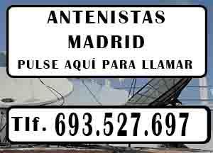 Antenista Madrid Urgentes